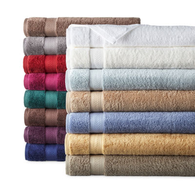 Liz Claiborne 6-Piece Luxury Egyptian Bath Towel Set