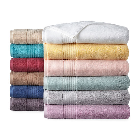Liz Claiborne Signature Plush Bath Towel Collection