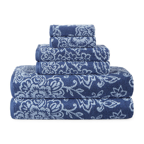 Liz Claiborne Jacobean Bath Towel Collection