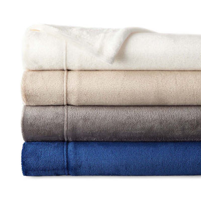 Gather & Be Velvet Plush Fleece Sheet Set