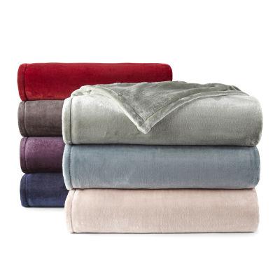 Home Expressions Velvet Plush Blanket