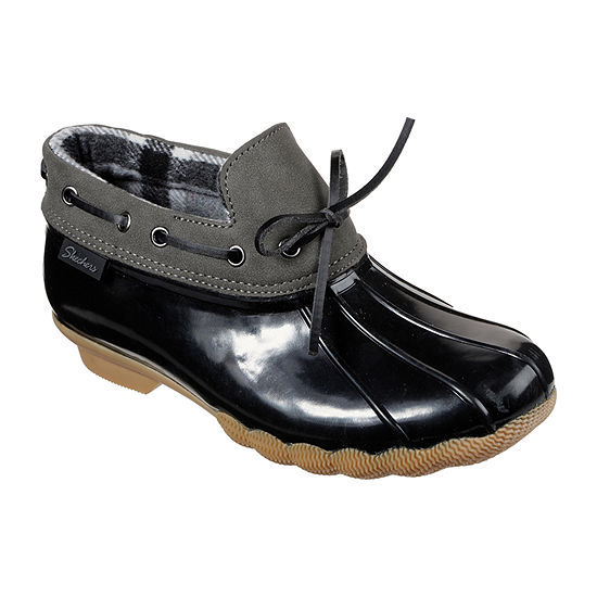Skechers Womens Pond  Posy One Slip-On Shoe