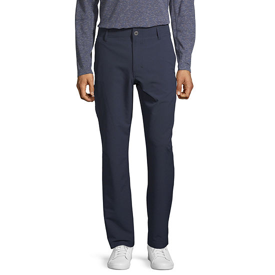 Hi-Tec Water Resistant Comfort Mens Modern Fit Flat Front Pant