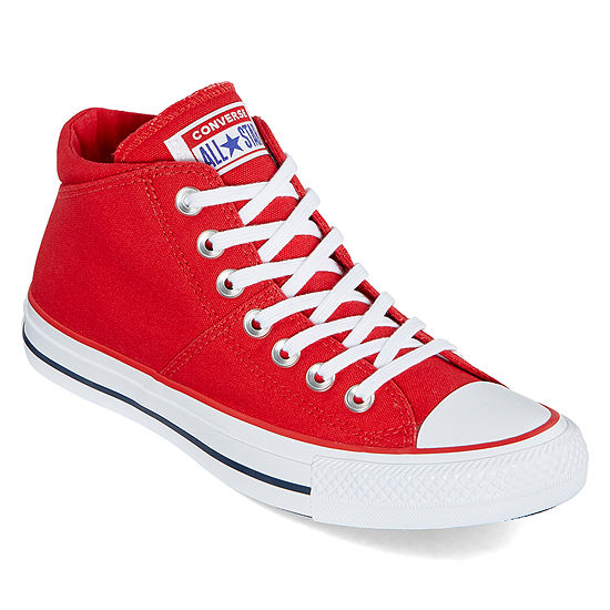 Converse Chuck Taylor All Star Madison Mid Canvas Womens Sneakers