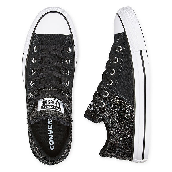 Converse Chuck Taylor All Star Madison Ox Leather Womens Sneakers