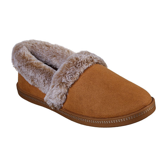 Skechers Womens Cozy Campfire Team Toasty Soft Toe Slip-On Shoe