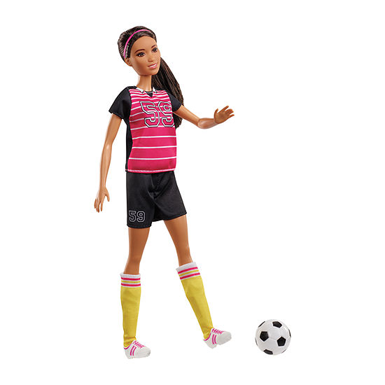 Barbie Career Soccer Player