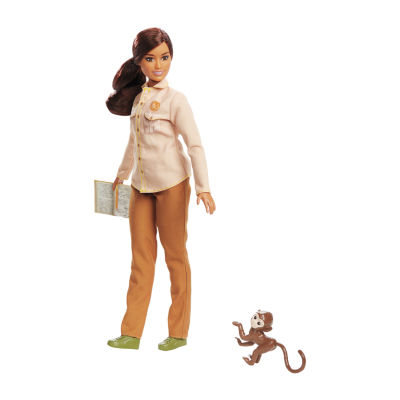 Barbie Wildlife Conservationist Doll