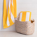 Welhome Cabana 2-pc. Quick Dry Beach Towel