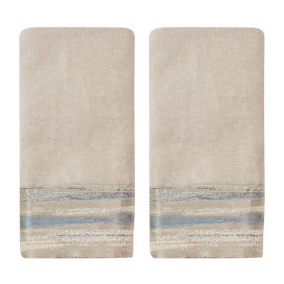 Croscill Classics Darian 2-pc. Solid Bath Towel Set