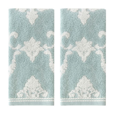 Croscill Classics Juno 2-pc. Damask + Scroll Bath Towel Set