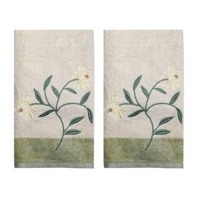 Croscill Classics Penelope 2-pc. Floral Bath Towel Set