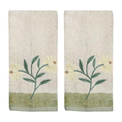 Croscill Classics Penelope 2-pc. Floral Hand Towel Set