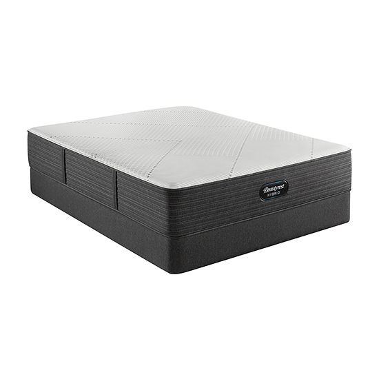 Beautyrest Hybrid Brx1000-Ip Extra Firm Tight-Top - Mattress + Box Spring