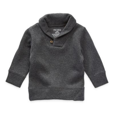 Okie Dokie Baby Boys Long Sleeve Sweatshirt