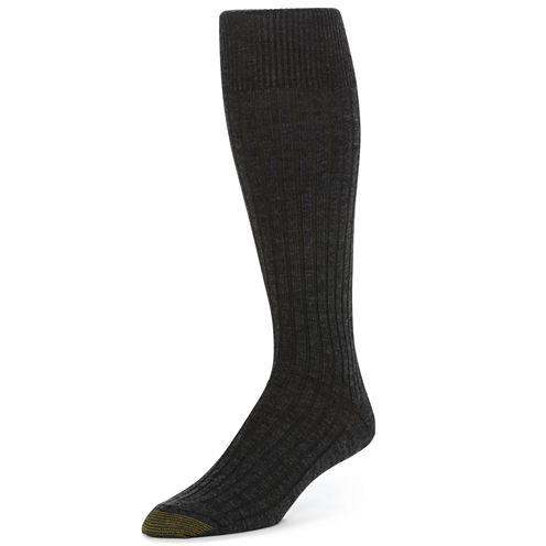 Gold Toe® 3-pk. Windsor Wool-Rich Over-the-Calf Socks