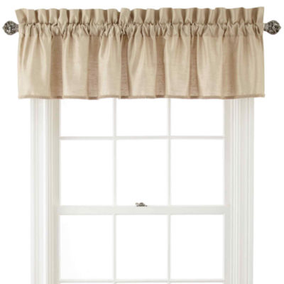 Supreme Rod-Pocket Insert Valance