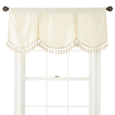 Royal Velvet Supreme Rod-Pocket Frontenac Valance