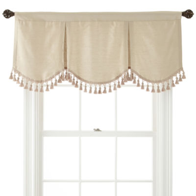 Supreme Rod-Pocket Lined Frontenac Valance