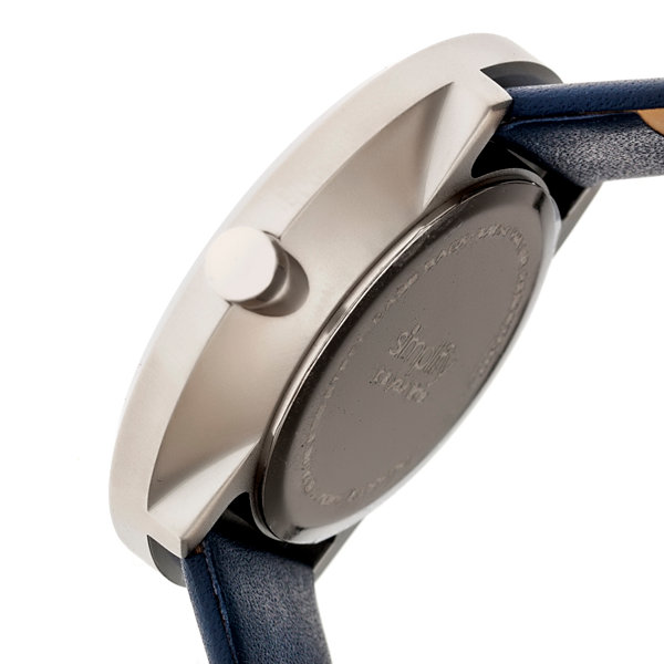 Simplify Unisex Blue Strap Watch-Sim4005