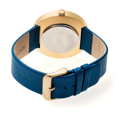 Simplify Unisex Blue Strap Watch-Sim4107