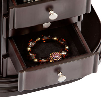Ebony Jewelry Box