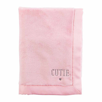 Carter's Girl Pink Blanket
