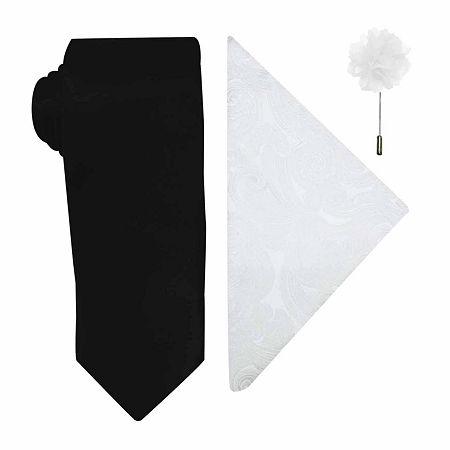 JF J.Ferrar Tie, One Size , Black