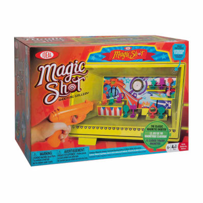 Ideal Magic Shot Magnetic Shooting Table Game