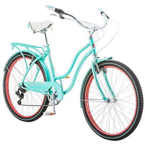 """Schwinn Perla 26"""" Womens Cruiser Bike"""