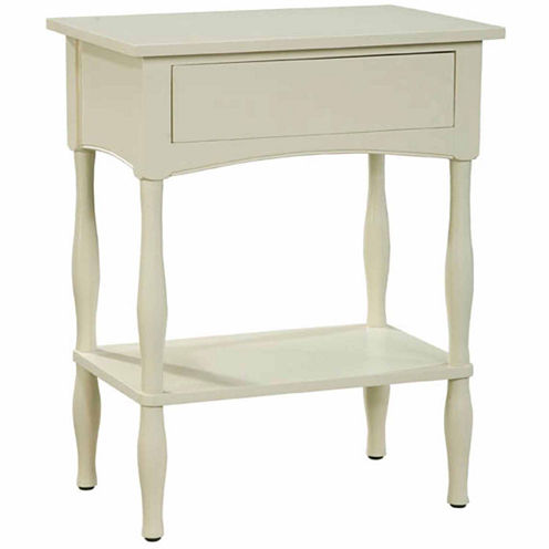 1-Drawer End Table