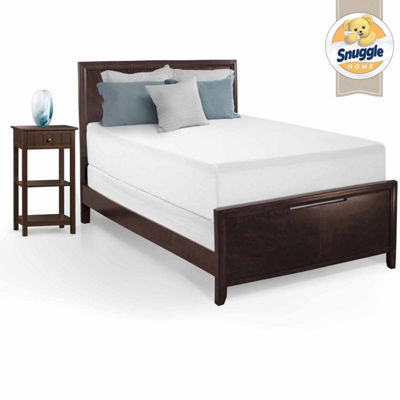 "Snuggle Home 14"" Medium Tight-Top Memory Foam Mattress"