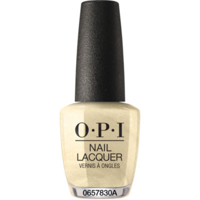 OPI Gift Of Gold Never Gets Old Nail Polish