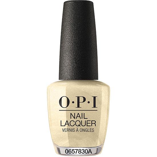 OPI Gift Of Gold Never Gets Old Nail Polish