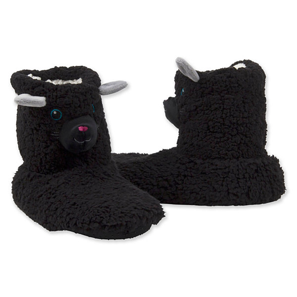 1 Pair Biggie Babba Critter Booties - Womens