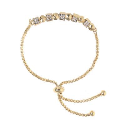 Monet Jewelry Womens Bolo Bracelet