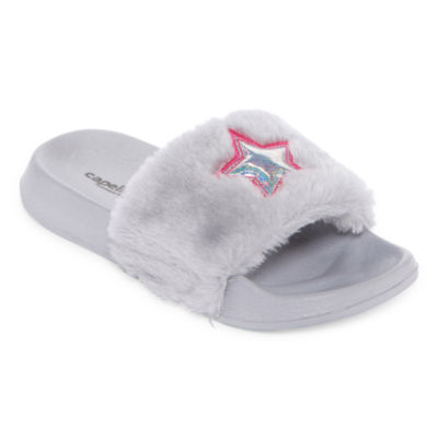 Capelli of N.Y. Slip-On Slippers