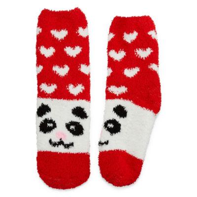 Total Girl 1 Pair Crew Socks