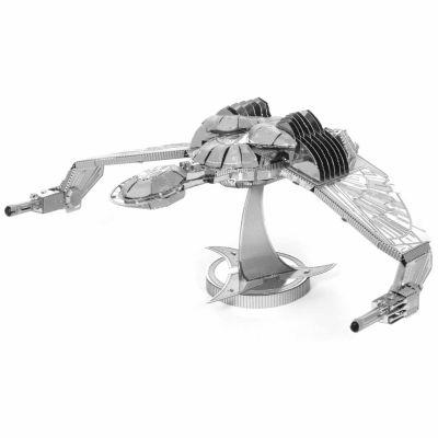 Fascinations Metal Earth 3D Laser Cut Model - StarTrek Klingon Bird-of-Prey