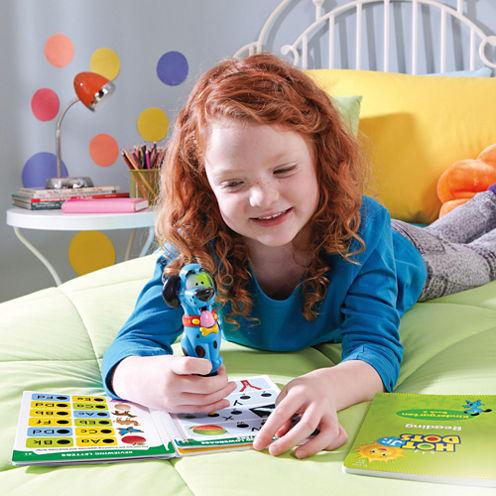 Educational Insights Hot Dots® Jr. Let's Master Kindergarten Reading Set with Ace Pen