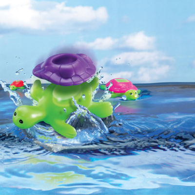 Learning Resources Smart Splash® Shape Shell Turtles