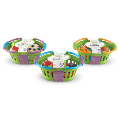 Learning Resources New Sprouts® Healthy Basket Bundle (Breakfast Lunch Dinner)