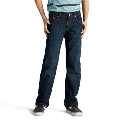 Lee Lee Straight Fit Straight Leg Straight Fit Jean Big Kid Boys