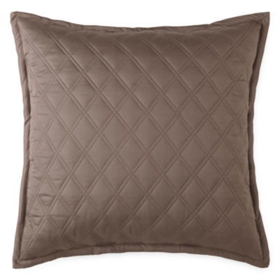 Royal Velvet Diamond Euro Pillow