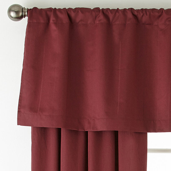 Royal Velvet Rod-Pocket Curtain Panel