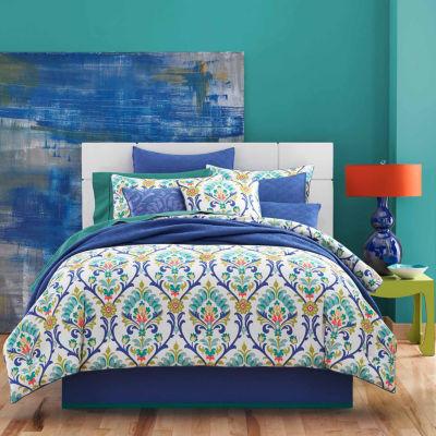 Queen Street Palmetto Comforter Set