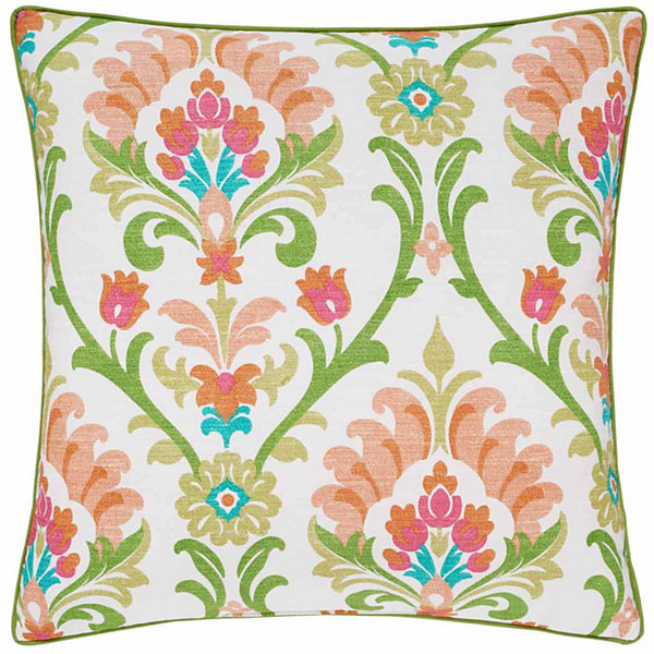 Queen Street Palmetto 20x20 Square Throw Pillow