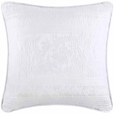 Five Queens Court Mackay 18x18 Square Throw Pillow