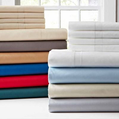 Pointehaven 620 TC Long Staple Cotton Pillow CaseSet