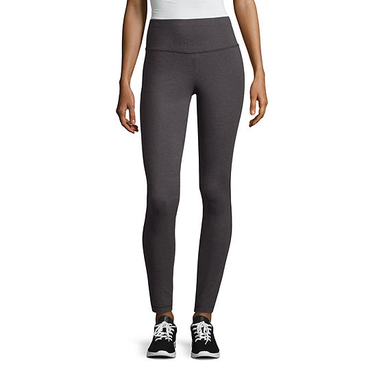 St John S Bay Active Secretly Slender Leggings Jcpenney